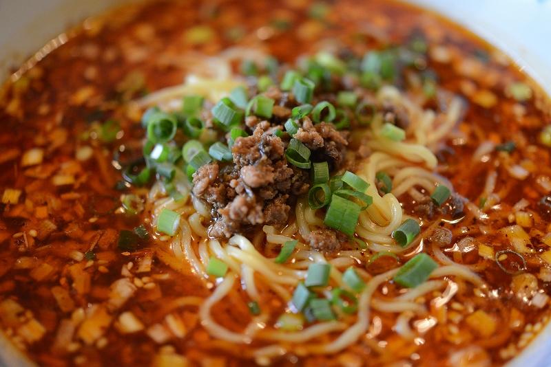 更にタンタン麺 栄児(ロンアール)_f0050534_10414563.jpg