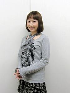 「恋してアニ研」主題歌レコーディング、五十嵐裕美さんにインタビュー!_e0025035_18355238.jpg