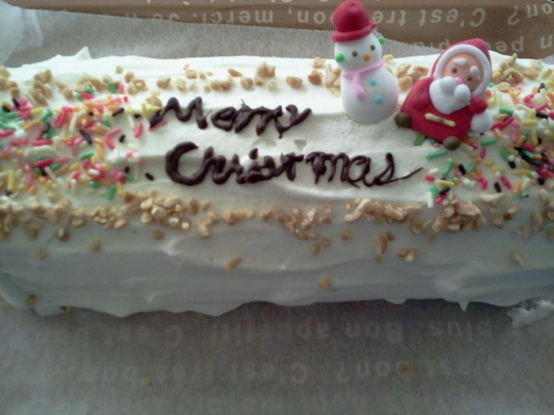 クリスマスなので。_c0169247_20125711.jpg