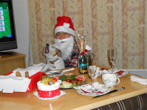"☆""Merry*Christmas""☆_c0261447_21264628.jpg"