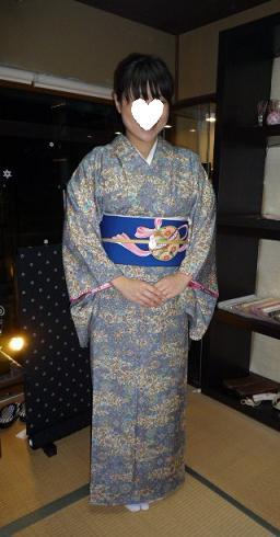 岡山のお客様クリスマスの着姿・イブのお出掛け。_f0181251_14171633.jpg