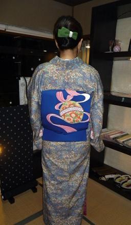 岡山のお客様クリスマスの着姿・イブのお出掛け。_f0181251_14222463.jpg