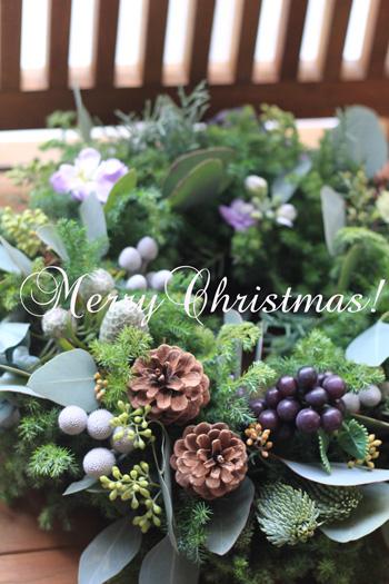 2013年クリスマス1day lessonのお知らせ☆_e0158653_15333577.jpg