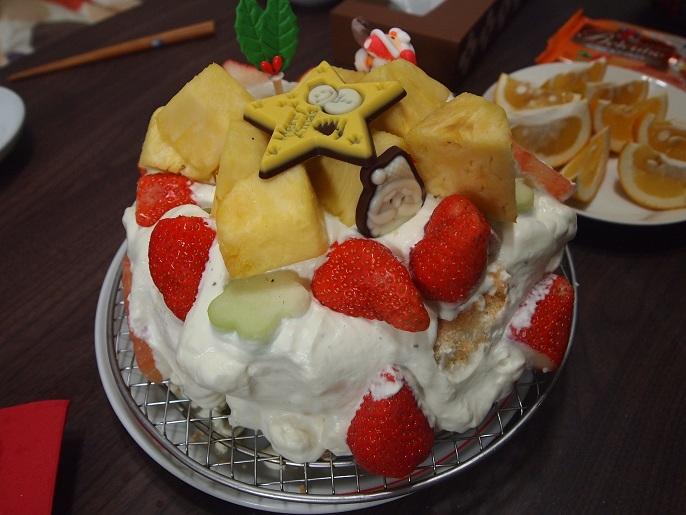 クリスマスイブイブ_a0258686_216125.jpg