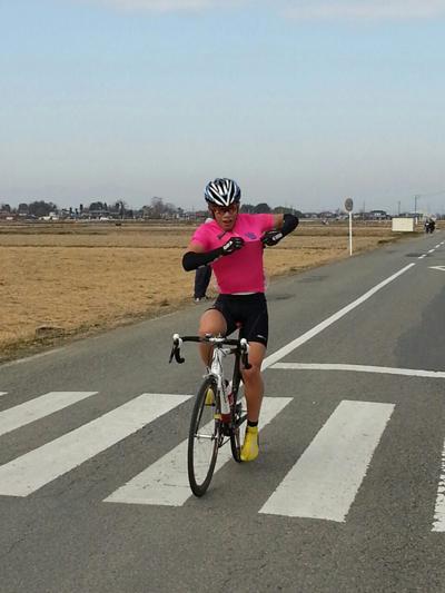 金栄堂サポート選手:日本大学自転車競技部・和田力選手インプレッション!_c0003493_9101938.jpg
