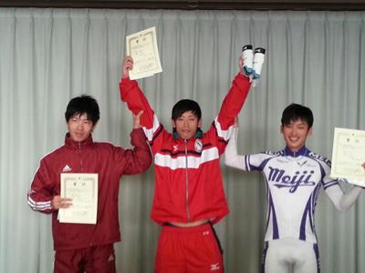 金栄堂サポート選手:日本大学自転車競技部・和田力選手インプレッション!_c0003493_911493.jpg