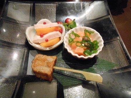 ふたり+焙煎人クリスマスイブ・Yuzuコース_a0075802_15302061.jpg