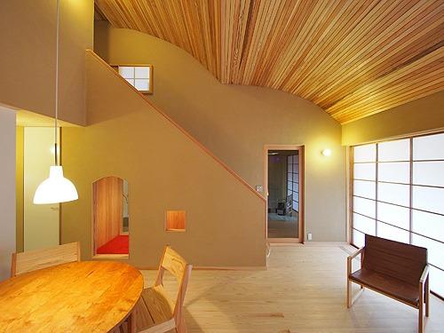 高岡の家、ほぼ完成。_b0014003_17465832.jpg