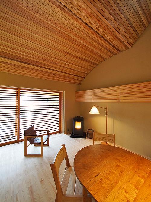 高岡の家、ほぼ完成。_b0014003_1892730.jpg