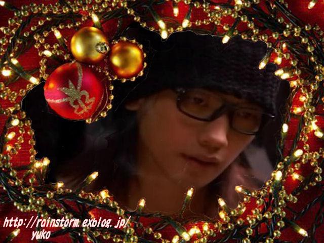 メリークリスマス★クリスマスプレゼント_c0047605_8214636.jpg