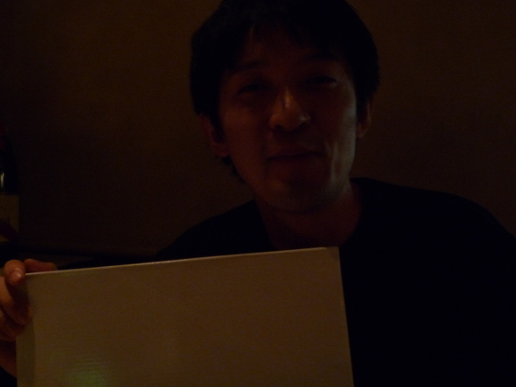 テイクファイブの忘年会_a0203615_17203447.jpg
