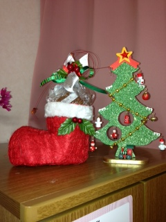 メリークリスマス☆彡_f0015517_0102454.jpg