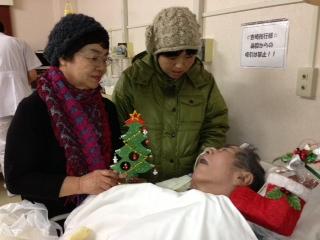 メリークリスマス☆彡_f0015517_0104572.jpg