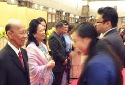 マレーシアの国王の晩さん会に招待されたザミルさん_d0148223_194133100.jpg