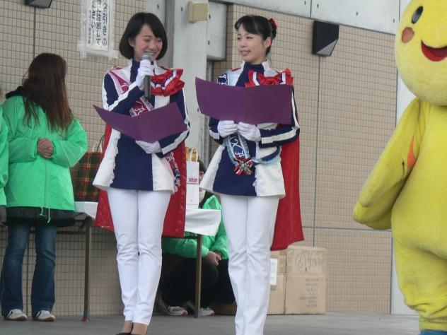 【速報】宝塚ハーフマラソン&JRA「リボン賞」_a0218340_1642481.jpg