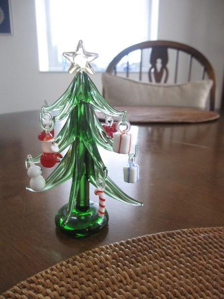 クリスマスイブの食卓風景_a0279743_1133598.jpg