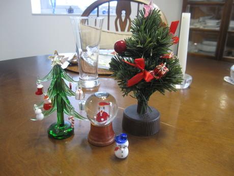 クリスマスイブの食卓風景_a0279743_1191470.jpg