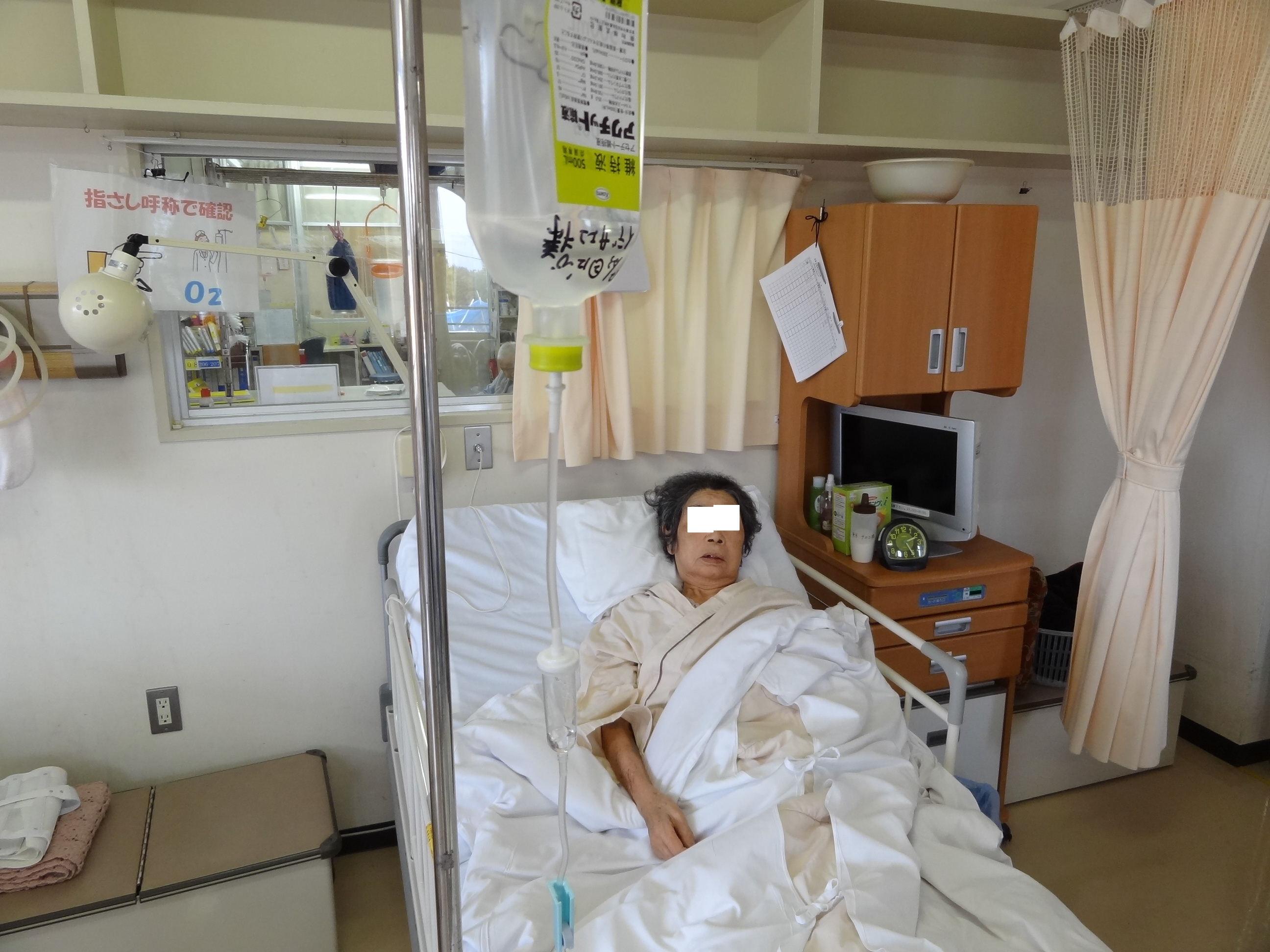 3度目の入院、母のその後! : 69...