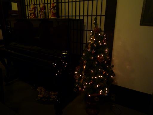 西陣の町家レストランでお客様とクリスマス会。_f0181251_1954194.jpg