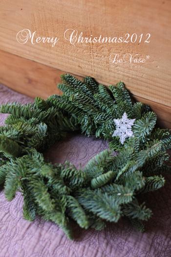 クリスマスが終わる前に…_e0158653_23204662.jpg