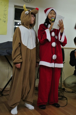 クリスマスパーティーレポその1_a0239665_151946.jpg