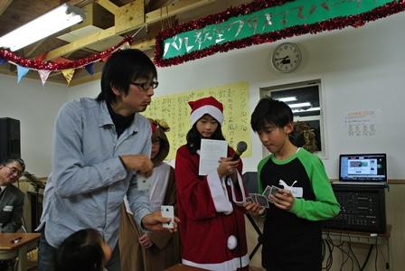 クリスマスパーティーレポその2_a0239665_3175287.jpg
