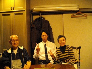山本芳郎さんの49日を迎て思うこと_c0219972_1515379.jpg
