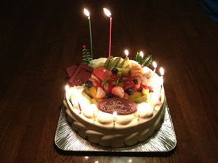 Happy Birthday♪_a0164280_824813.jpg