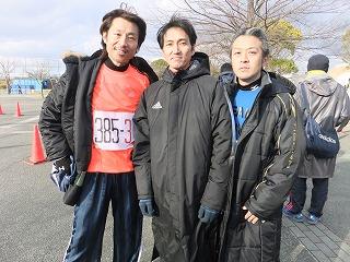 初 市民駅伝 _f0220089_20365756.jpg