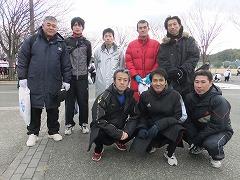 初 市民駅伝 _f0220089_20371917.jpg