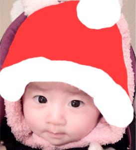 初めてのクリスマス♪_d0224894_18591461.jpg