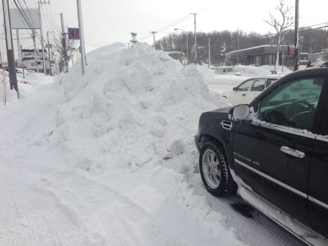 また、今日も除雪ですね(≧∇≦)_b0127002_10494735.jpg