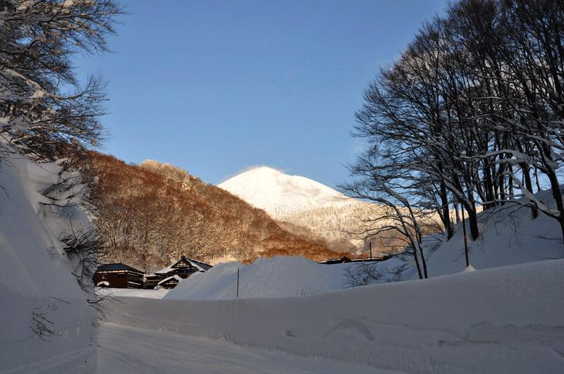 雪景色の酸ヶ湯_e0162117_10584452.jpg