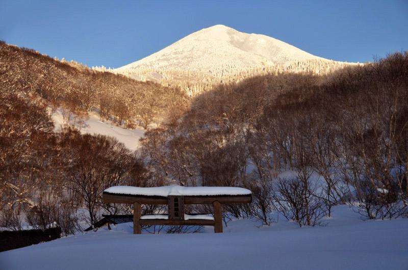 雪景色の酸ヶ湯_e0162117_10594221.jpg