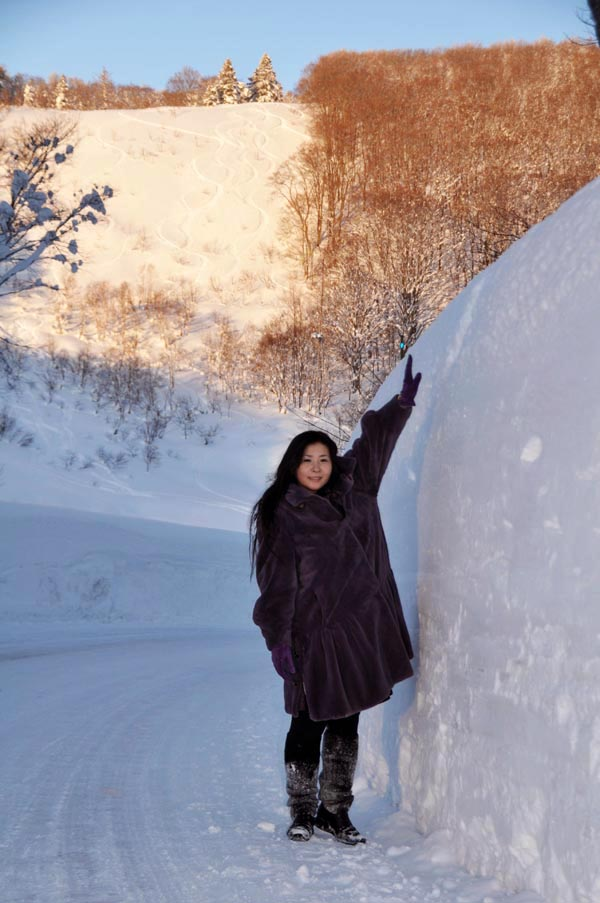 雪景色の酸ヶ湯_e0162117_1102245.jpg