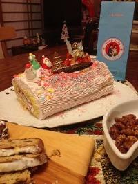 クリスマスPartyが続きました♪_c0007919_8475764.jpg