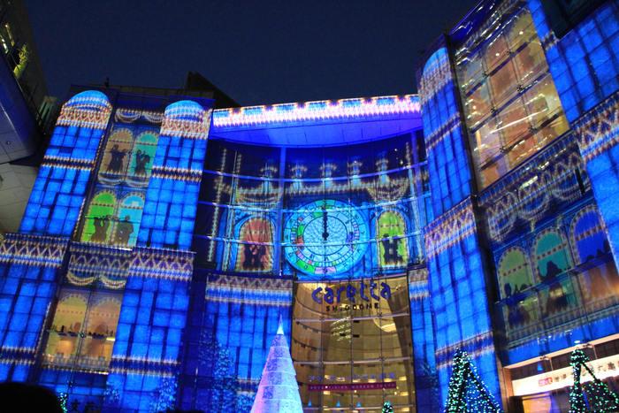 クリスマスの夜 東京都心 歩き_d0150720_1113482.jpg