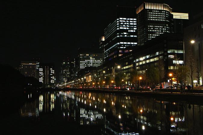 クリスマスの夜 東京都心 歩き_d0150720_12303659.jpg