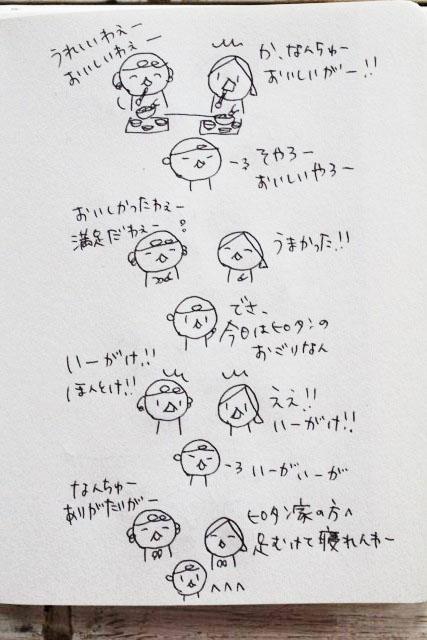 母マサコ&叔母サチコと買い物へ_b0132338_823487.jpg