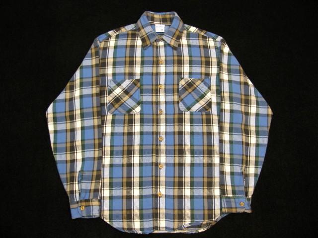 BIG MAC フランネルシャツ_b0114845_1749224.jpg