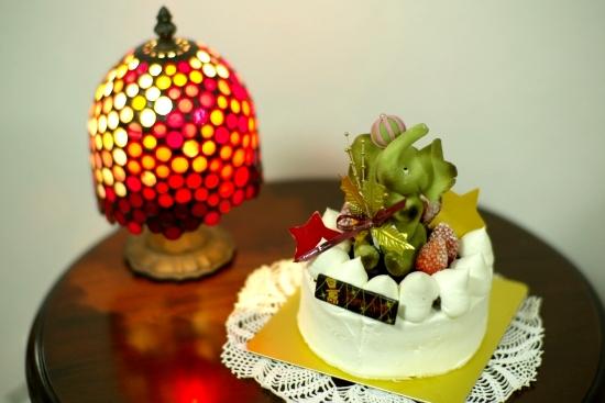 我が家のクリスマスケーキ_e0129750_2255556.jpg