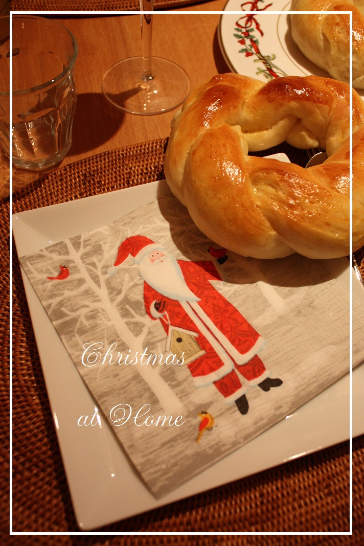 お家でクリスマス_f0199750_0291089.jpg