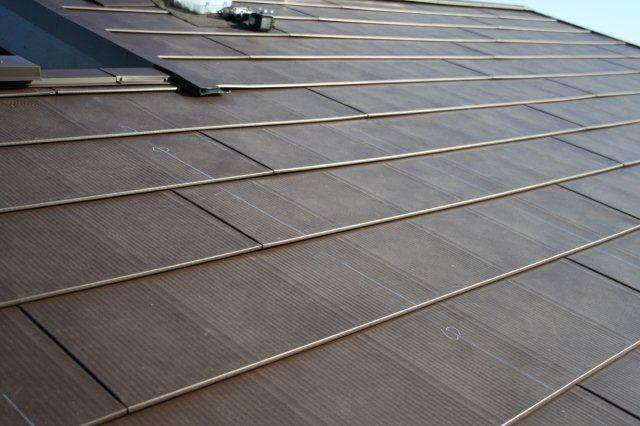 屋根の葺き替えとPanasonic太陽光発電設置2(多摩市)_e0207151_18184989.jpg