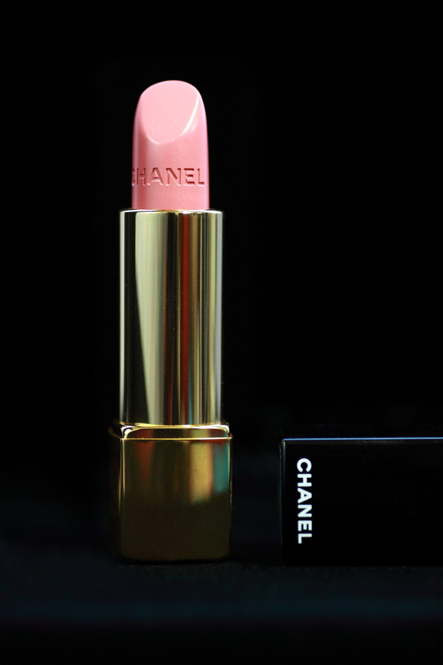 "CHANEL ROUGE ALLURE 89 ""Gracile\""_a0135756_19234285.jpg"