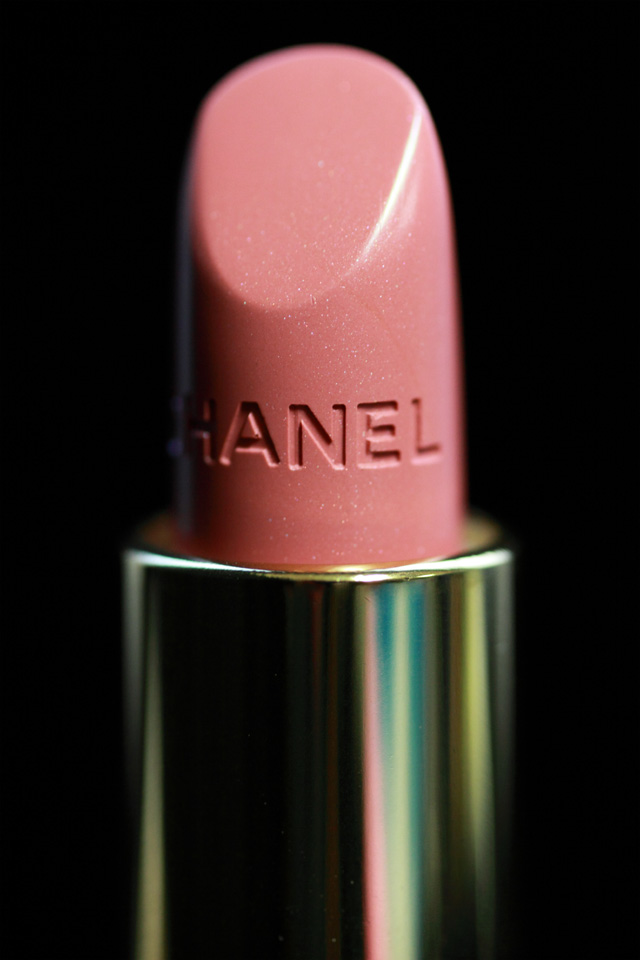 "CHANEL ROUGE ALLURE 89 ""Gracile\""_a0135756_19234718.jpg"