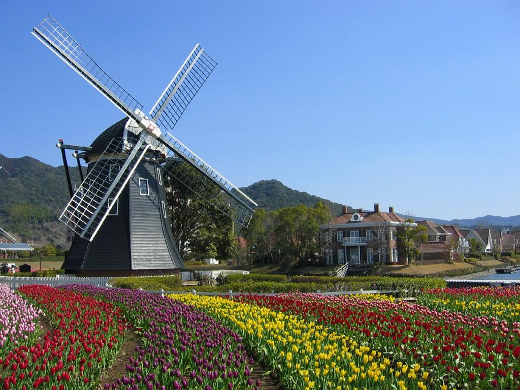 ハウステンボス : 長崎県佐世保のカップル旅行で行きたい観光 ...