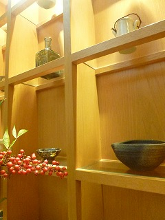 Christmas ☆  お蕎麦屋さんで乾杯_a0165160_7295022.jpg