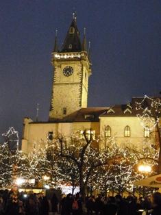 Czech Republic プラハのクリスマスと教会コンサート_e0195766_1413336.jpg