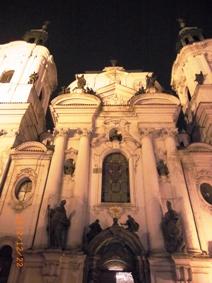 Czech Republic プラハのクリスマスと教会コンサート_e0195766_1452199.jpg