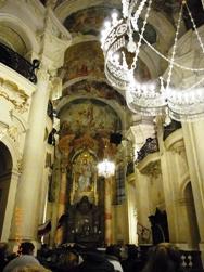 Czech Republic プラハのクリスマスと教会コンサート_e0195766_1453973.jpg